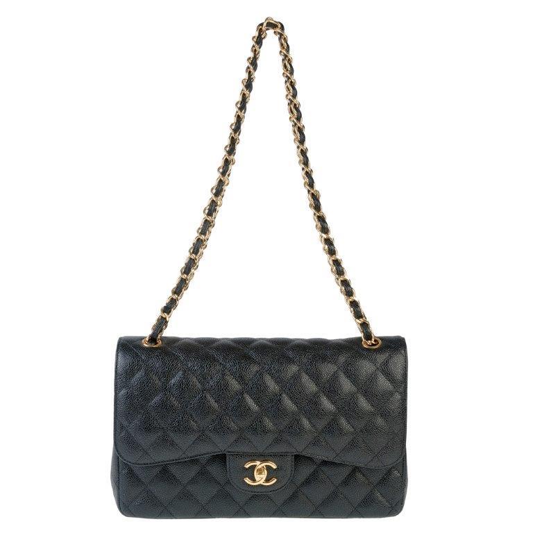 Borse Di Tela Chanel : Noleggio borsa chanel jumbo classica su rent fashion bag