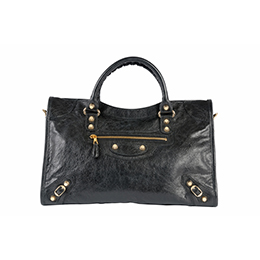 Borsa Balenciaga City 12 Giant Gold